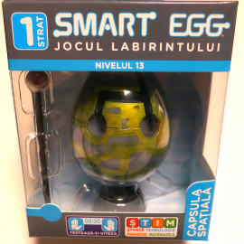 LABIRINT SMART EGG - CAPSULA SPAȚIALĂ