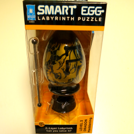 LABIRINT SMART EGG / 2 Straturi - BLUE DRAGON
