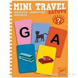 MINI TRAVEL OBSERVAȚIE - KATUVU
