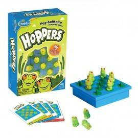 HOPPERS - BROSCUȚELE