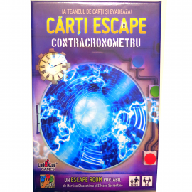 CĂRȚI ESCAPE - CONTRACRONOMETRU