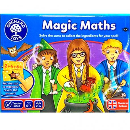 MAGIC MATHS / CAZANUL MAGIC
