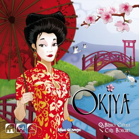 OKIYA - Blue Orange