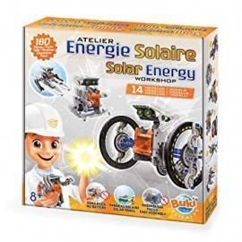 ROBOȚEL - ENERGIE SOLARĂ 14 ÎN 1