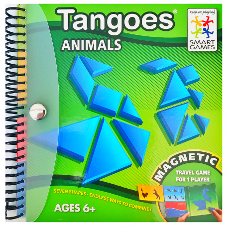 TANGRAM ANIMALE / TANGOES ANIMALS
