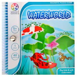 LUMEA APELOR / WATERWORLD