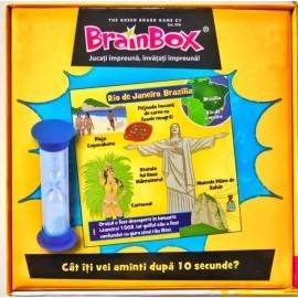 BRAINBOX - ORAȘELE LUMII
