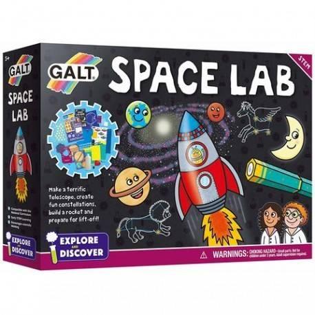 SET EXPERIMENTE: SPACE LAB