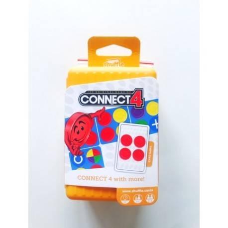 CONNECT 4 - JOCUL DE CĂRȚI