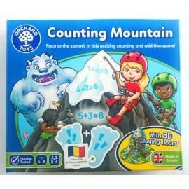 COUNTING  MOUNTAIN - NUMĂRĂTOAREA MUNTELUI
