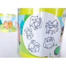 SET CREATIV STAMPO BABY ANIMALE - ȘTAMPILE 18 LUNI+