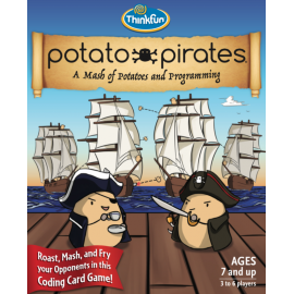 POTATO PIRATES - JOCUL DE PROGRAMARE