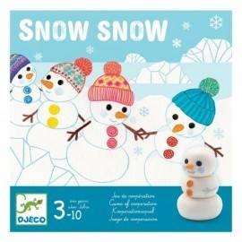SNOW, SNOW / OAMENII DE ZĂPADĂ
