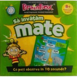 BRAINBOX - SĂ ÎNVĂȚĂM MATE