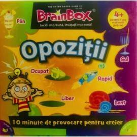 BRAINBOX - OPOZIȚII