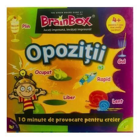 BRAINBOX - OPOZIȚII