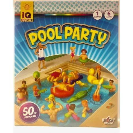 POOL PARTY - IQ BOOSTER