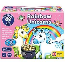 UNICORNII CURCUBEU / RAINBOW UNICORNS