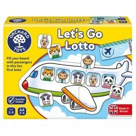 LOTO HAI SĂ MERGEM / LET'S GO LOTTO