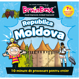 BRAINBOX - REPUBLICA MOLDOVA