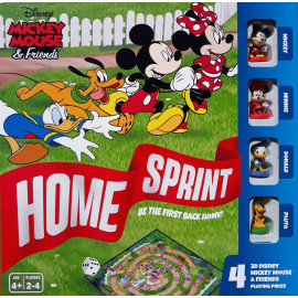 MICKEY MOUSE & FRIENDS HOME SPRINT