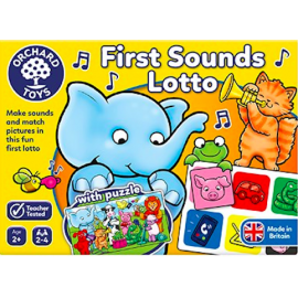 PRIMELE SUNETE / FIRST SOUND LOTTO