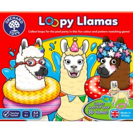 LAME LA PISCINĂ / LOOPY LLAMAS