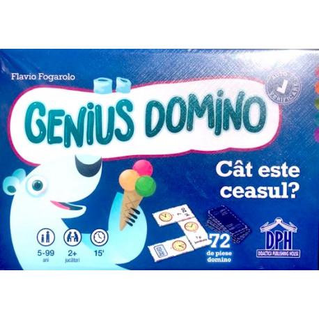 OPERAȚII PÂNĂ LA 100 - GENIUS DOMINO