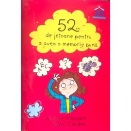52 DE JETOANE PENTRU A AVEA MEMORIE BUNĂ
