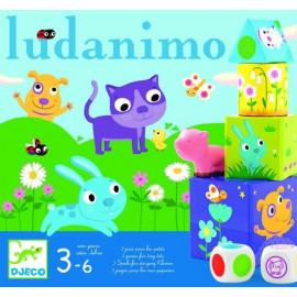 LUDANIMO - SET 3 JOCURI