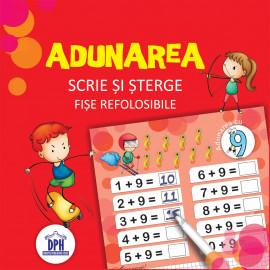SCRIE ȘI ȘTERGE - ADUNAREA