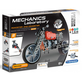 MOTOCICLETA ROADSTER & DRAGSTER - MECHANICS LABORATORY
