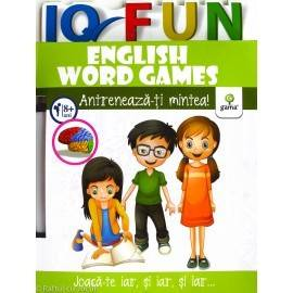 IQ FUN - ENGLISH WORD GAMES - AMBALAJ DETERIORAT
