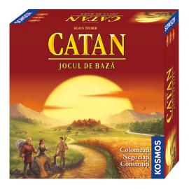 CATAN - JOCUL DE BAZĂ