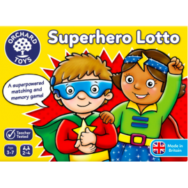 SUPEREROII / SUPERHERO LOTTO