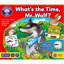 CÂT ESTE CEASUL D-LE LUP? / WHAT'S THE TIME MR.WOLF?