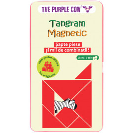 TANGRAM MAGNETIC - THE PURPLE COW