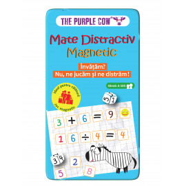 MATE DISTRACTIV MAGNETIC - THE PURPLE COW
