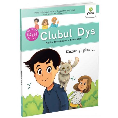 CLUBUL DYS -CEZAR ȘI PISOIUL - Vol. 5