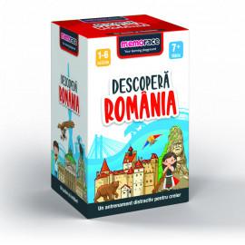 MEMORACE - DESCOPERĂ ROMÂNIA