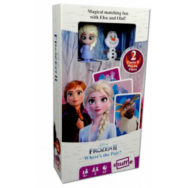 FROZEN II - WHERE'S THE PAIR - ELSA & OLAF