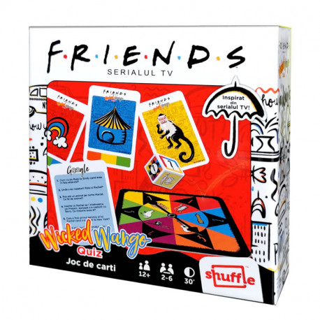 FRIENDS - WICKED WANGO