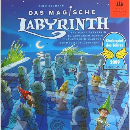 LABIRINTUL MAGIC / THE MAGIC LABYRINTH