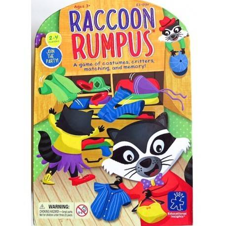 RATONI DE SCANDAL / RACCOON RUMPUS