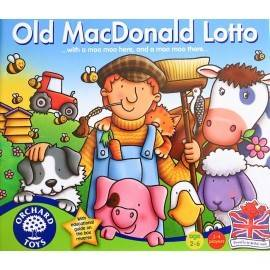 JOC EDUCATIV LOTO / OLD MACDONALD LOTTO