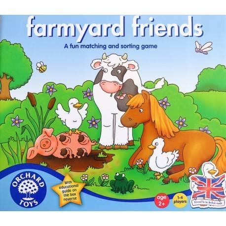 PRIETENII DE LA FERMA / FARMYARD FRIENDS