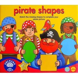 PIRAȚII ȘI FORMELE / PIRATE SHAPES