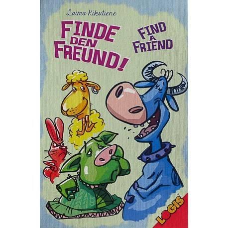 GASESTE-TI UN PRIETEN / FIND A FRIEND