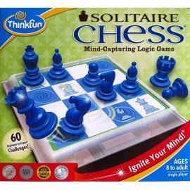 ȘAH SOLITAR / SOLITAIRE CHESS