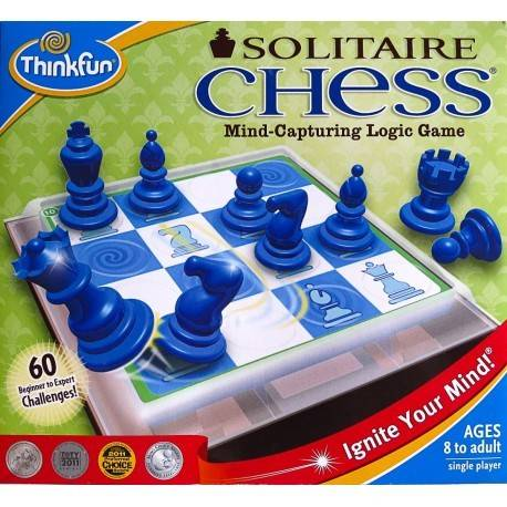 SAH SOLITAR / SOLITAIRE CHESS